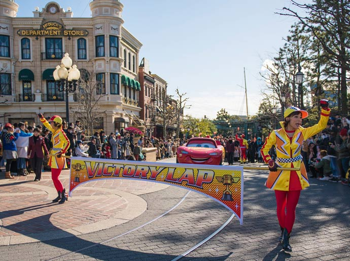 Lightning McQueen Victory Lap image3