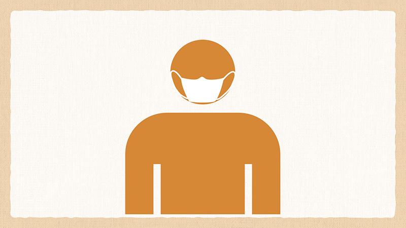 マスク着用のご協力のイメージ